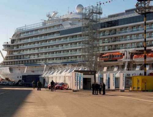 «Viking Star» delivery ceremony