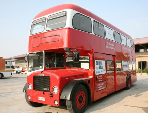 English Double-Decker buses