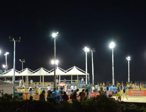 Bibione – Venezia Mizuno Beach Volley Marathon – Night Edition